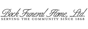 Bock Funeral Home Ltd. Logo
