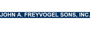 John A. Freyvogel Sons, Inc. Logo