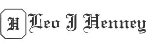 Leo J Henney Funeral Home Logo