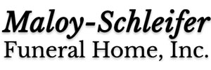 Maloy-Schleifer Funeral Home Logo