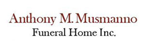 Anthony M. Musmanno Funeral Home Logo