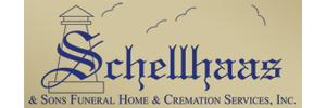 Schellhaas Funeral Home Franklin Park Logo