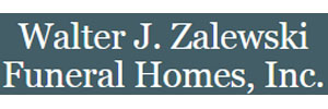 Walter J. Zalewski Funeral Homes, Inc. - Pittsburgh Logo