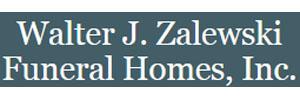 Walter J. Zalewski Funeral Home - 44th Street Logo
