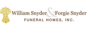 WILLIAM SNYDER FUNERAL HOME, INC. Logo