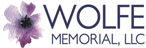 Wolfe Memorial, Inc. Logo