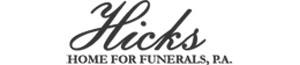 Hicks Funeral Home Logo