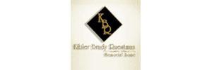 Kibler-Brady-Ruestman Memorial Home Logo