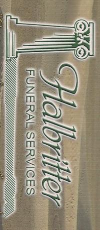 HALBRITTER FUNERAL SERVICES Logo