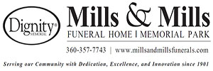 Mills & Mills Funeral Home and Memorial Park Logo