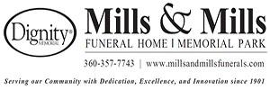 Mills & Mills Funeral Home and Memorial Park Logo