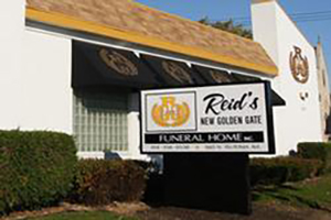 Photo of REID'S NEW GOLDEN GATE FUNERAL HOME - Milwaukee