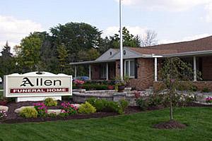 Photo of Allen Funeral Home - Davison