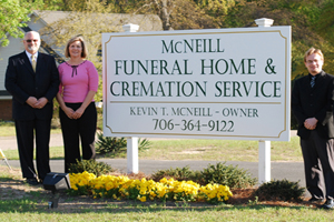 Photo of McNeill Funeral Home & Cremation Service
