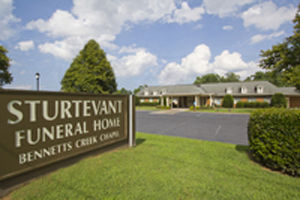 Photo of Sturtevant Funeral Home- Bennetts Creek Chapel