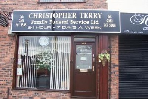 Photo of Christopher Terry Funeral Services