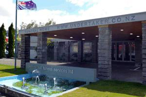 Photo of Geoffrey Hall Funeral Services Ltd Papanui