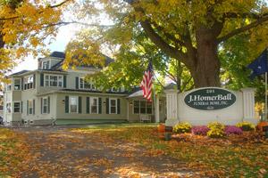 Photo of J. Homer Ball Funeral Home