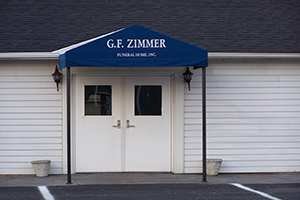 Photo of G. F. Zimmer Funeral Home