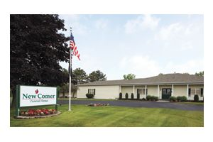 Photo of New Comer Funeral Home