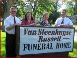 Photo of Van Steenhuyse Russell Funeral Home