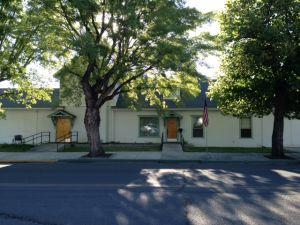 Photo of Walton's Colonial Mortuary, Susanville