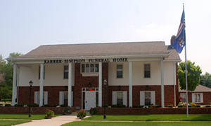 Photo of Karrer-Simpson Funeral Home, Inc.