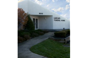 Photo of Lucas Memorial Chapel