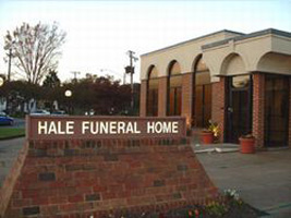 Photo of Hale Funeral Home, Inc.