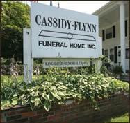 Photo of CASSIDY-FLYNN FUNERAL HOME INC