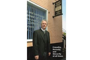 Photo of Tony Fagan Independent Funeral Director