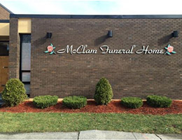 Photo of McClam Funeral Home