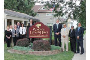 Photo of Wonderly Horvath Hanes Funeral Home