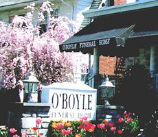 Photo of O'Boyle Funeral Home