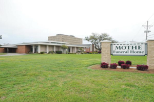 Photo of Mothe Funeral Home Harvey
