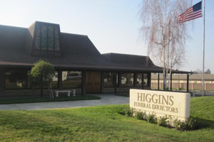 Photo of Higgins Chapel