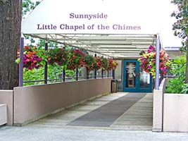 Photo of Sunnyside Little Chapel of the Chimes Funeral & Cremation