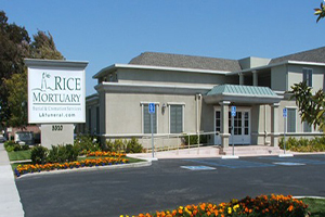 Photo of Lighthouse Mortuary (formerly Rice Mortuary), Rice Center