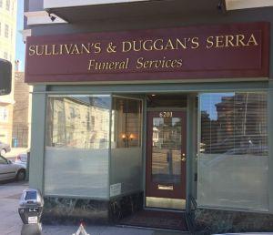 Photo of Sullivan's and Duggan's Serra Funeral Services
