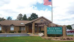 Photo of Hauss-Modetz Funeral Home