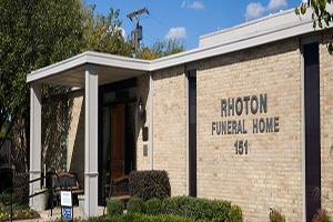 Photo of Rhoton Funeral Home