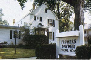 Photo of Snyder Funeral Homes, Flowers Chapel