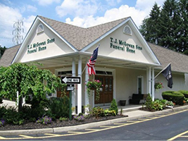 Photo of T.J. McGowan Sons Funeral Home - Garnerville, NY