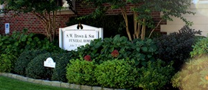 S W Brown Son Funeral Home Inc Nutley Nj Legacy Com