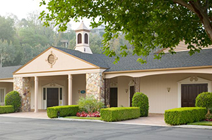 Photo of Bobbitt Memorial Chapel