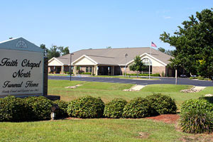 Photo of Faith Chapel Funeral Homes -  North Chapel