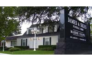 Photo of James & Sikes Funeral Homes