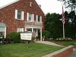 Photo of Alfred D.Thomas Funeral Home