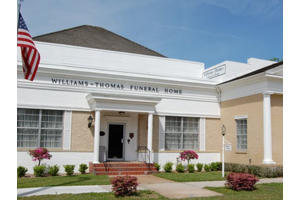 Photo of Williams-Thomas Funeral Home Downtown