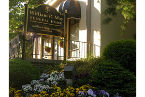 Photo of William R. May Funeral Home